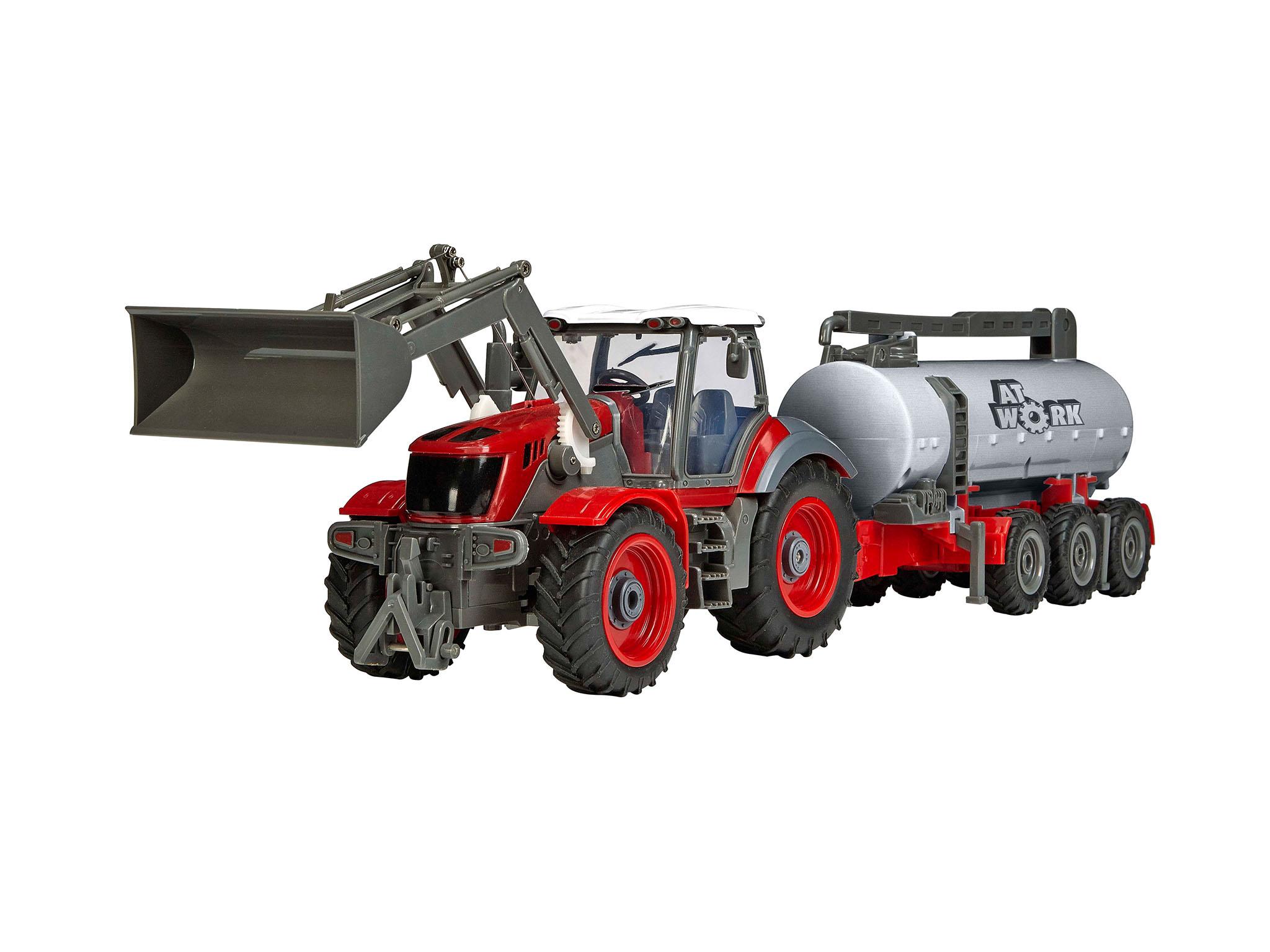 revell 24962 controll rc traktor plus ii g lllefass 1 28. Black Bedroom Furniture Sets. Home Design Ideas