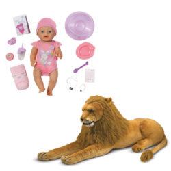 Puppen & Plüsch