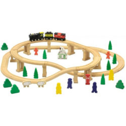 Holzeisenbahn Sale
