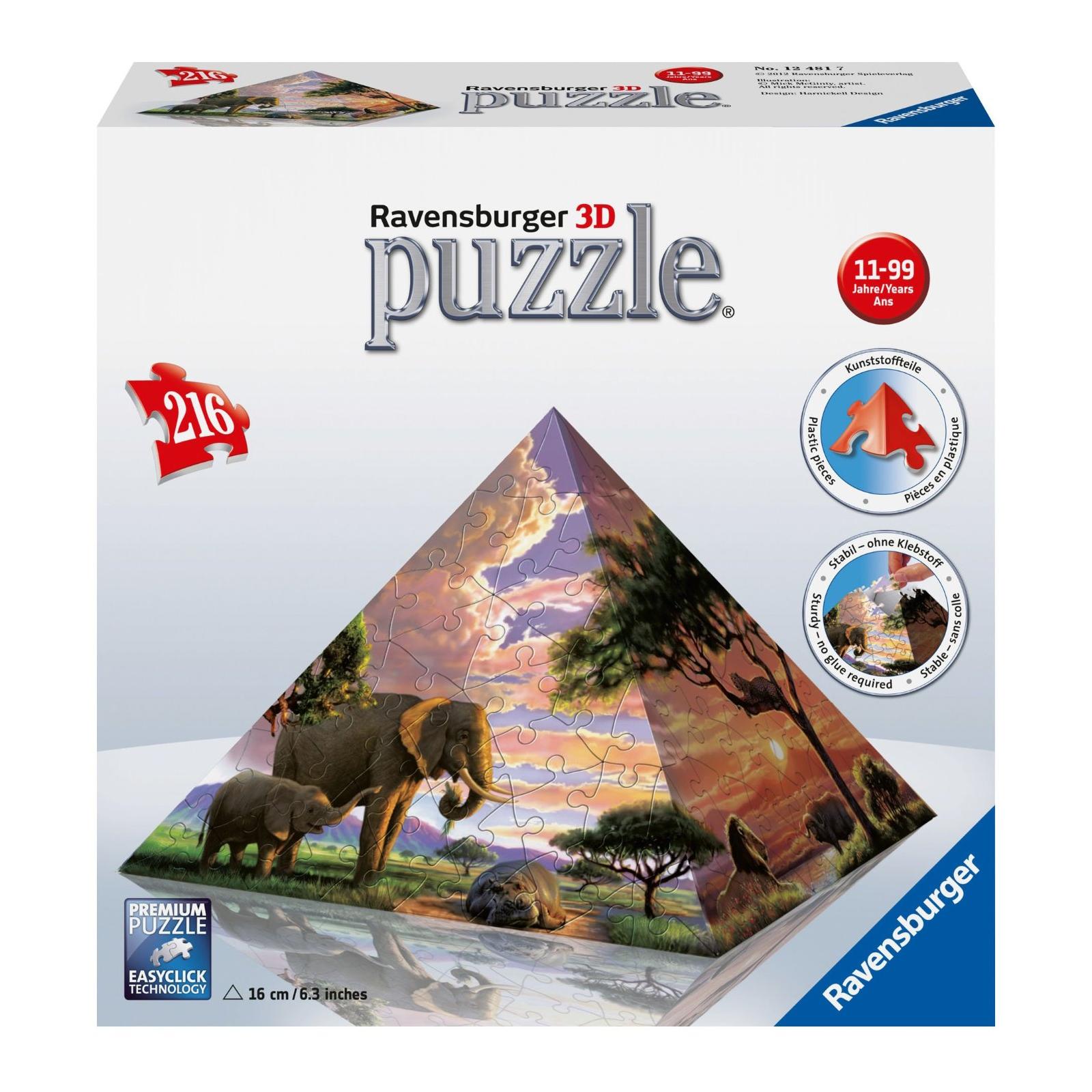 puzzle pyramide ravensburger