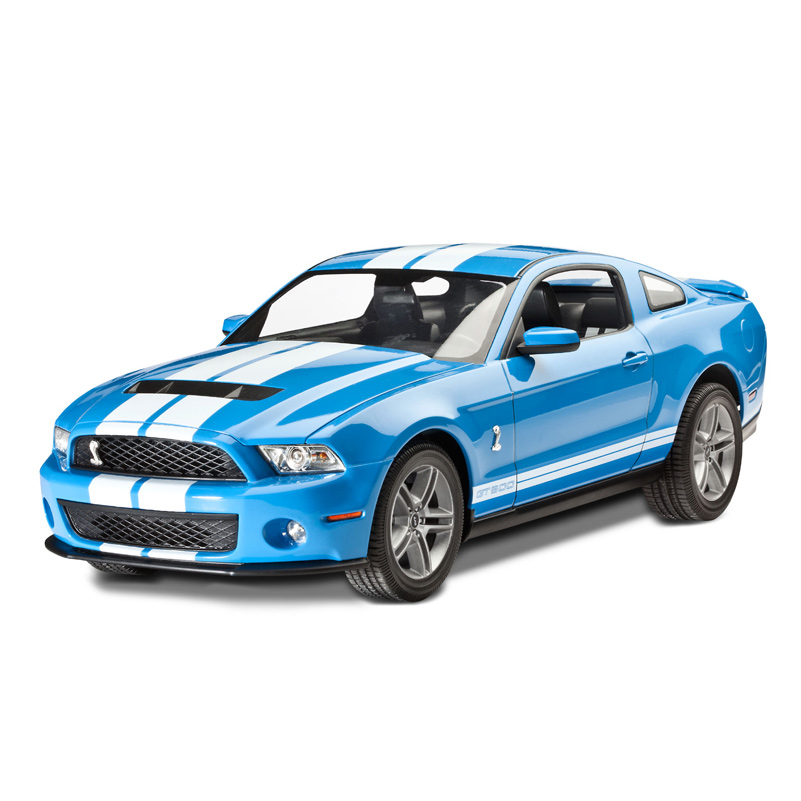 revell 07089 ford shelby gt500 2010 1 12 bausatz timmi. Black Bedroom Furniture Sets. Home Design Ideas