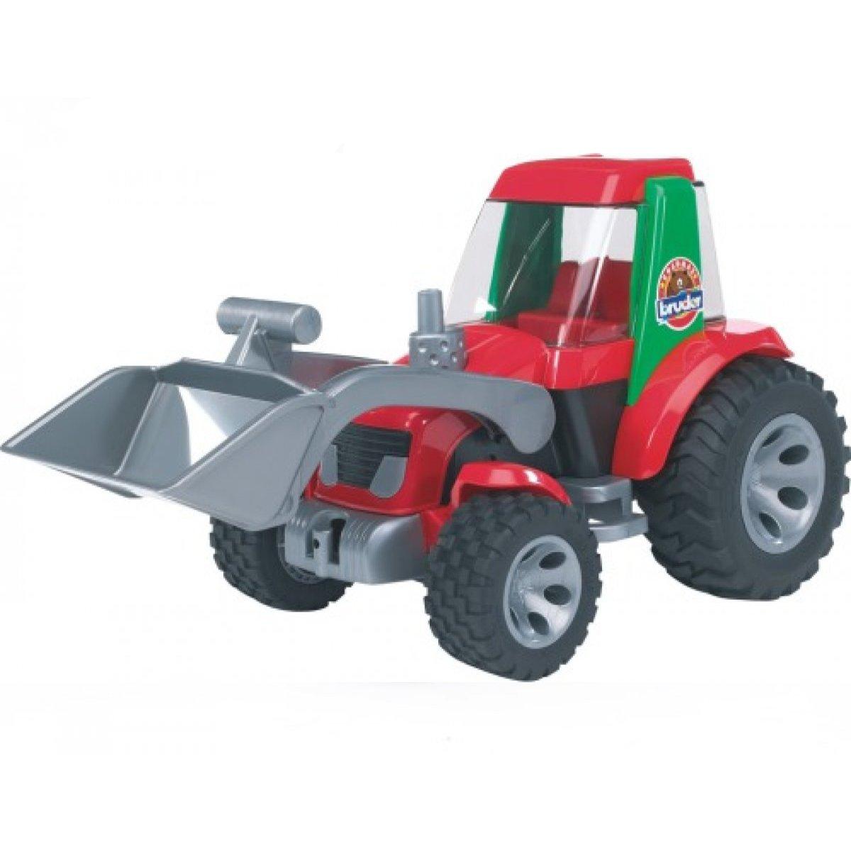 bruder roadmax 20102 traktor mit frontlader timmi. Black Bedroom Furniture Sets. Home Design Ideas