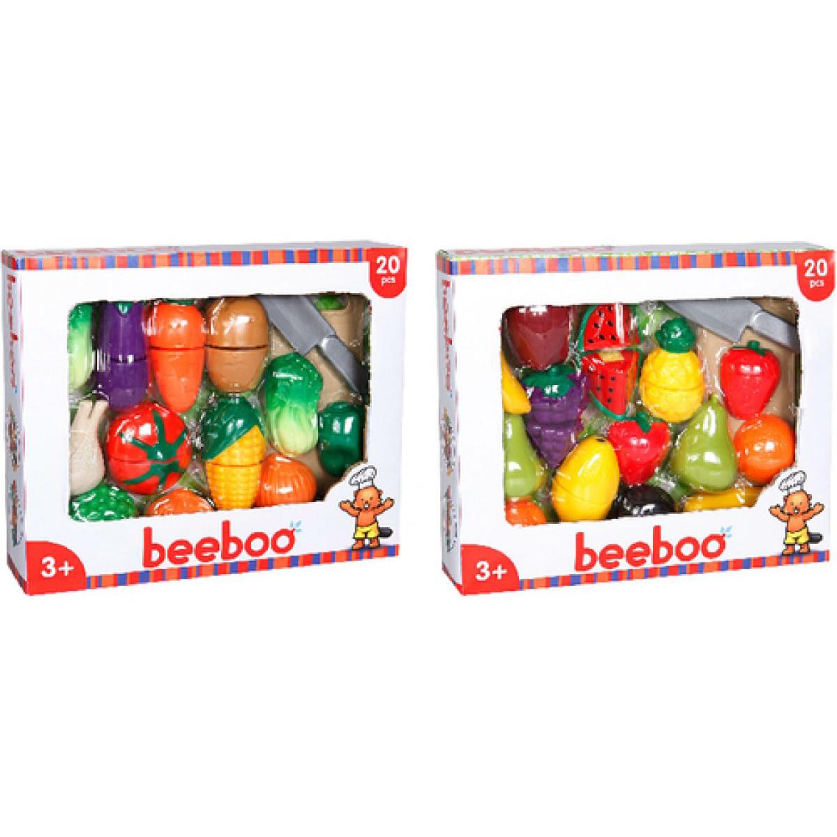 beeboo kitchen schneidebrett mit früchte oder gemüse zum schneiden ... - Beeboo Küche