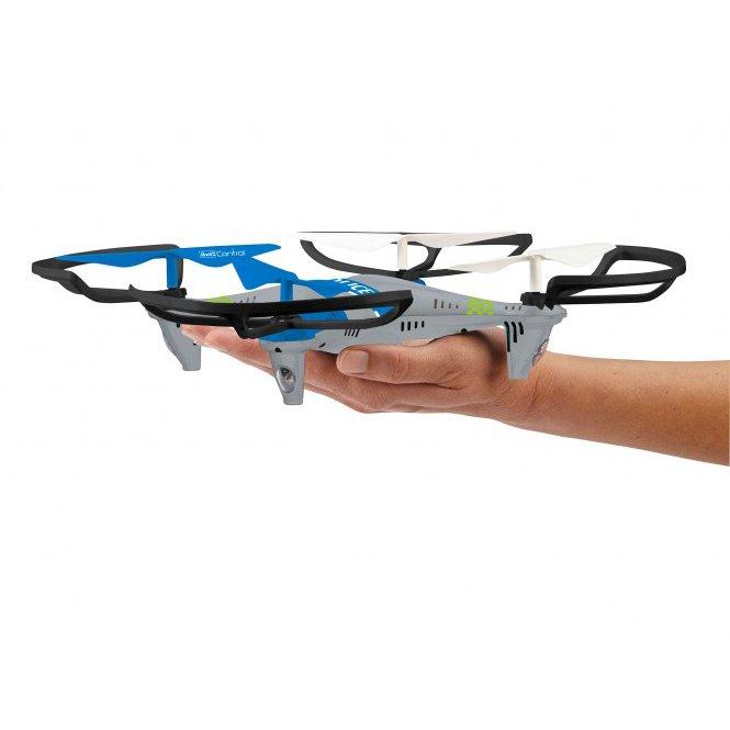 revell control 23939 quadcopter police timmi. Black Bedroom Furniture Sets. Home Design Ideas