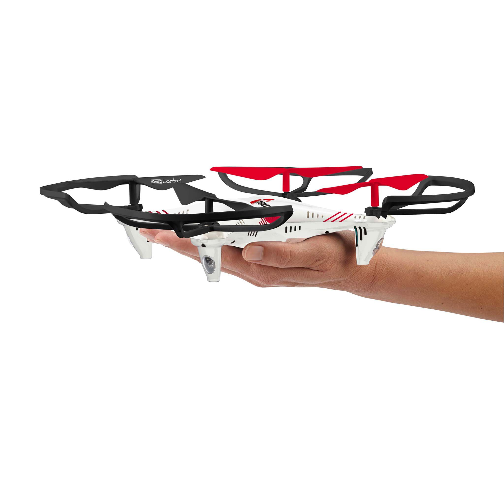 revell 23937 quadcopter funtic quadrokopter 295mm drohne. Black Bedroom Furniture Sets. Home Design Ideas