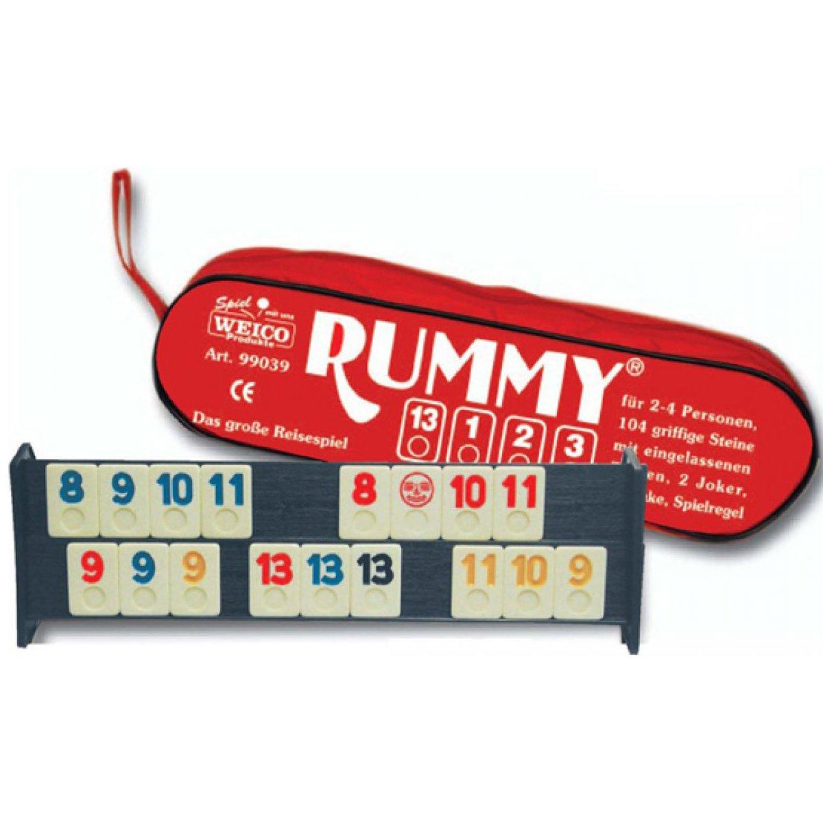 Rummy Steine