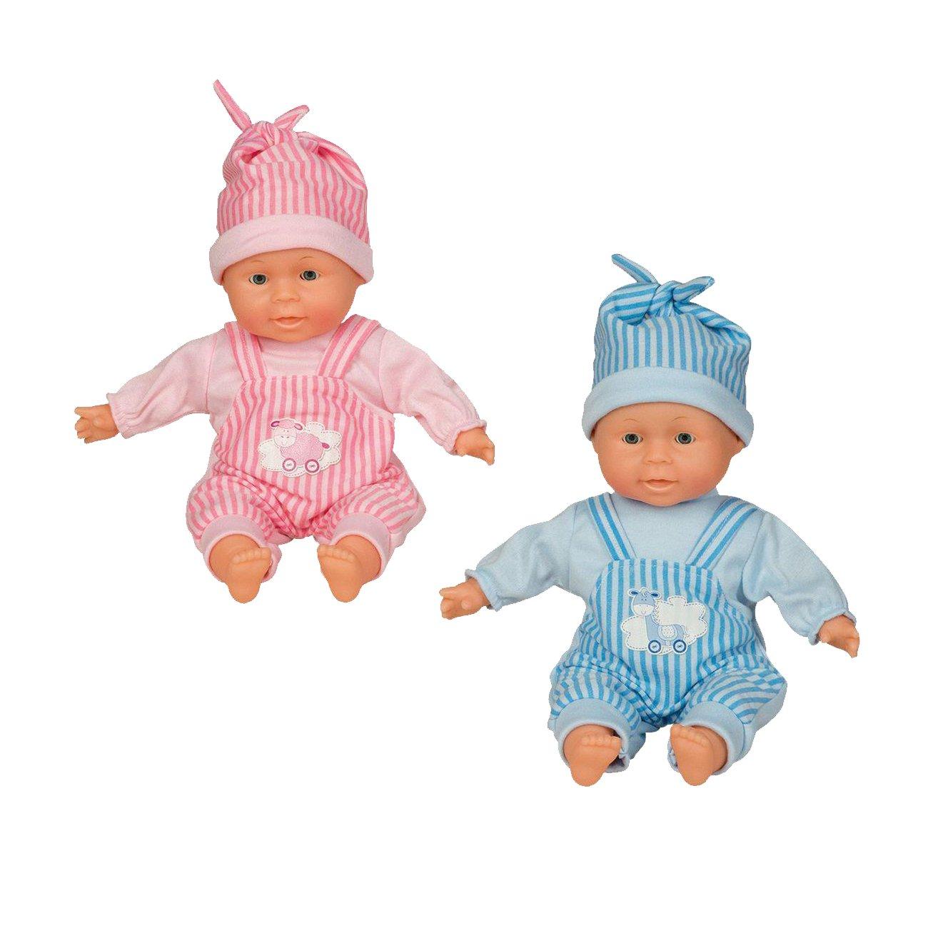 Spielzeug Babypuppen & Zubehör Weichkörper-puppe Mit Schlafaugen.