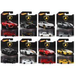 Hot Wheels Lamborghini komplette Sammlung limitiert DWF21