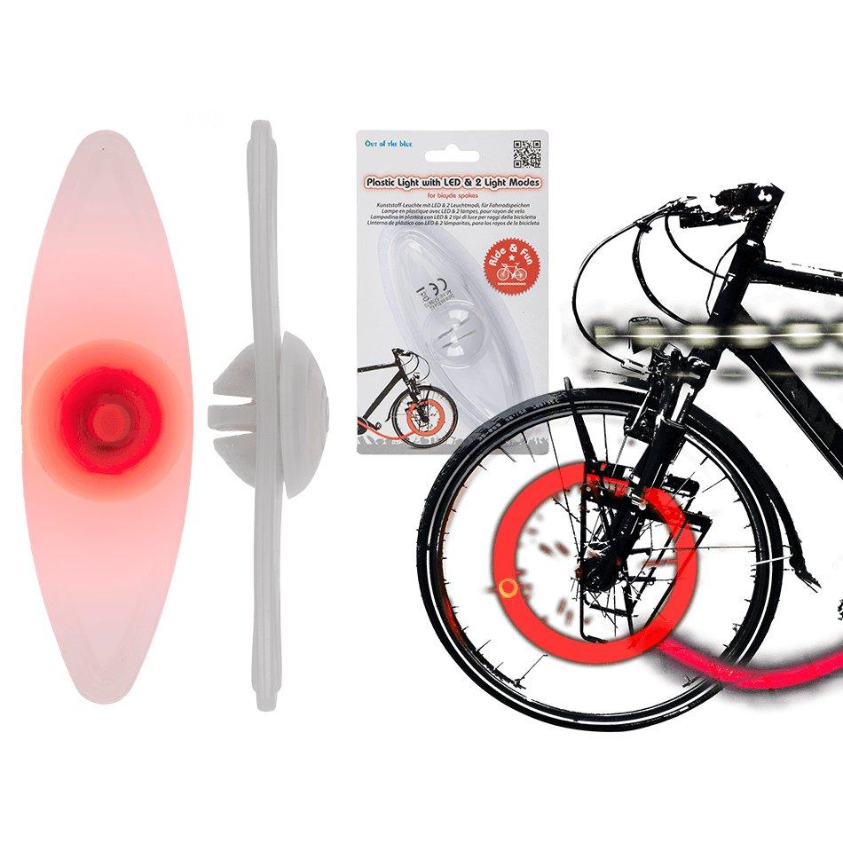 Captivating LED Speichenlicht Fahrrad Beleuchtung Rad Speichen Licht Reflektor Lampe