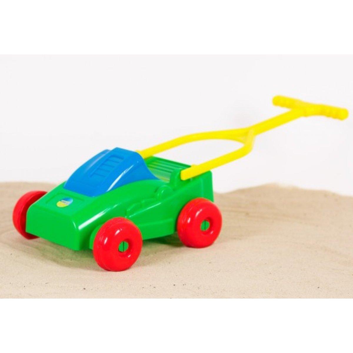 Rasenmäher für kinder outdoor active timmi spielwaren