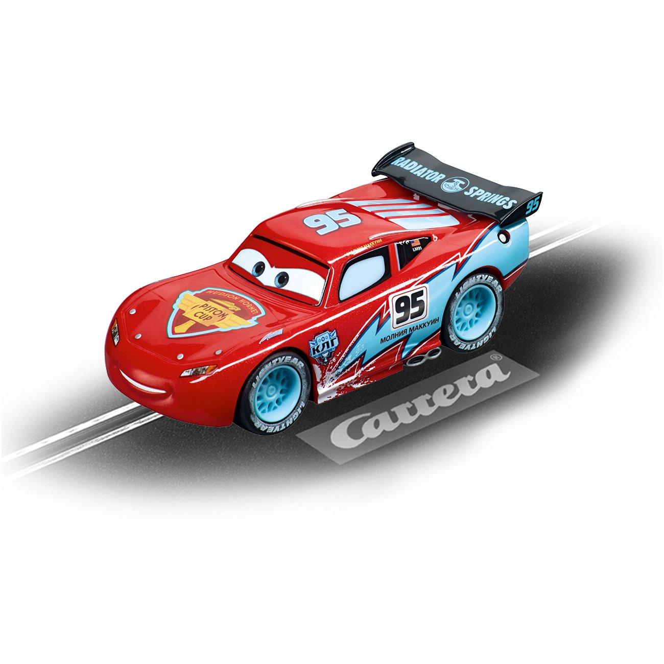 Disney Cars Ice Lightning Mcqueen Carrera Go 20064023 Timmi