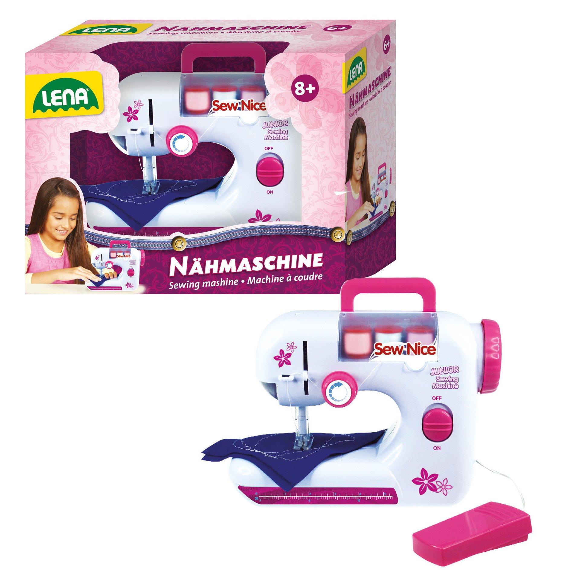 Kindernähmaschine Nähmaschine für Kinder mit echten Funktionen ...