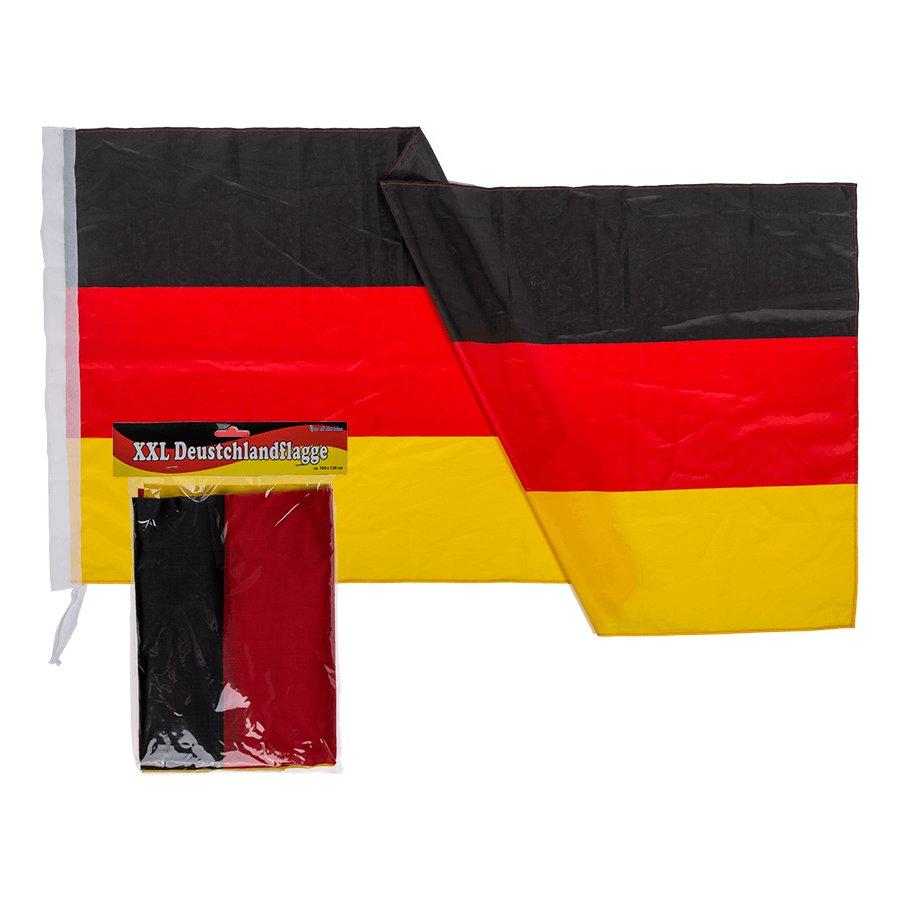 XXL Deutschland Fahne 120 X 180 Cm
