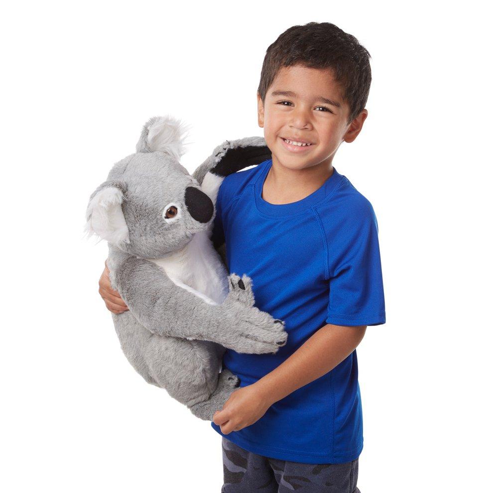 koala koalab r pl schtier xxl 40cm melissa doug. Black Bedroom Furniture Sets. Home Design Ideas